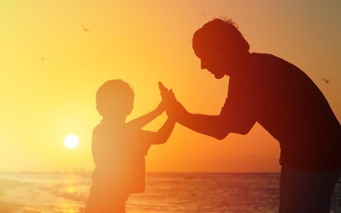 Kết quả hình ảnh cho cha và con